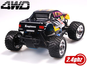 1: 16 Scale Nitro RC Car Racing Games for Boys