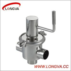 Stainless Steel M30 Type Manual Reversing Valve pictures & photos