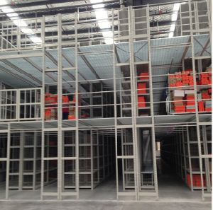 Storage Steel Multi-Tier Rack Mezzanine Rack pictures & photos
