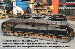 Steel Rubber Track Undercarriage/Chassis for Sany (0.5Ton to 120Ton)