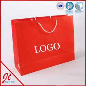 Custom Craft Paper Bag Paper Kraft Bags Shopping Paper Bags pictures & photos