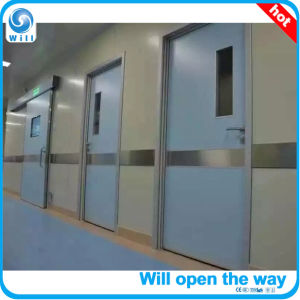 China Best Hospital X-ray Room Swing Door pictures & photos