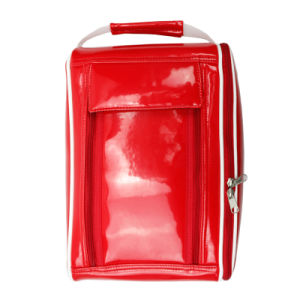 Gloss Red Golf Shoes Bag pictures & photos