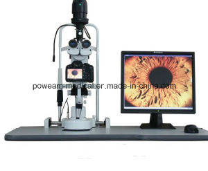 Ce Approved Hospital Digital Slit Lamp Microscope (WHY-J5S) pictures & photos