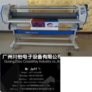 Automatic Hot Laminating Machine for PVC Photo Films