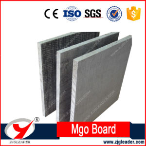 Magnesium Fireproof Board Gray MGO Board pictures & photos