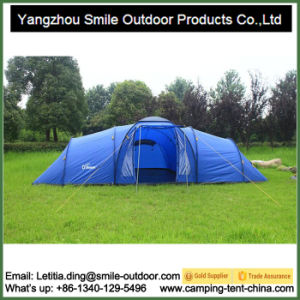Hot Sale High Quality Waterproof Big Family Outdoor Camping Tent pictures & photos