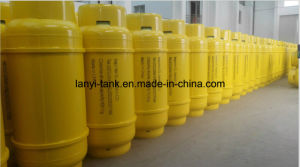 800L Low -Middle Pressure Welded Gas Cylinder for Ammonia Chlorine and Other Chemicals