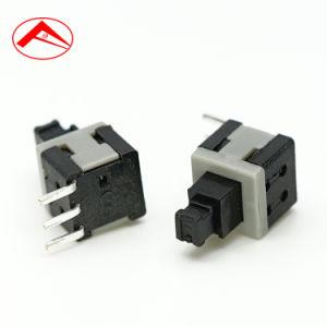 10 x 2 Position DPDT 2P2T Panel Mount Vertical Slide Switch 6 Pin 0.5A 50V YF