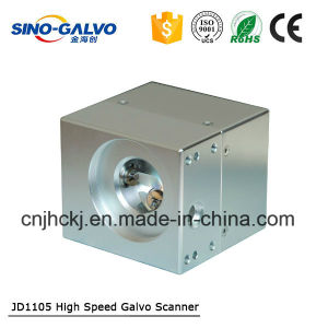 High Quality Laser Galvo Head Jd1105 for Laser Marking Machine pictures & photos