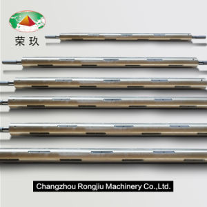Steel Lug Type Air Expanding Shaft Used for Rewinding/Papermaking Machine