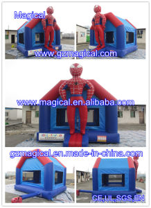 Jumper Air Castle Spiderman Bounce House Inflatable Bouncer (MIJ-123) pictures & photos