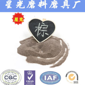 Corundum Abrasives Brown Aluminium Oxide Sand F46 pictures & photos