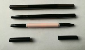 Double Auto Eyebrow Pencil Packaging pictures & photos