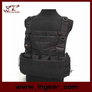 Airsoft Tacitcal Hydration Body Armor Combat Carrier Bulletproof Vest Nylon pictures & photos