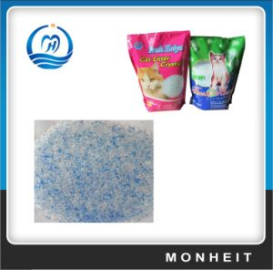 3.8L and 5L Package Silica Gel Cat Litter