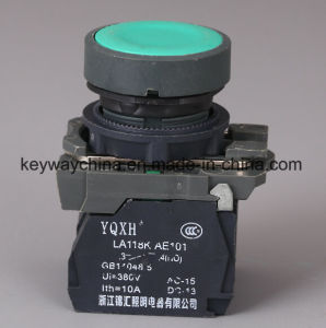 Keyway Ce/CB Approved Push Button Switch La118ka Series pictures & photos