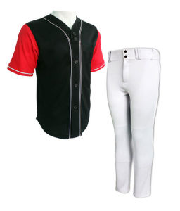 Cheap Custom Team League Baseball Jerseys Pants Wholesale Baseball Wear Uniform
