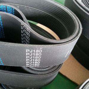 Multi-Wedge Rubber Belt From Ningbo China pictures & photos