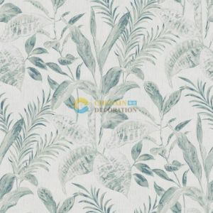 Mecerdes Flower Decoration Wallpaper for Shops