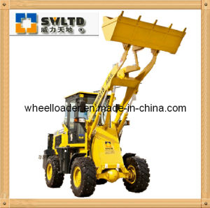 Small Mini Wheel Loader with CE (ZL12F) pictures & photos