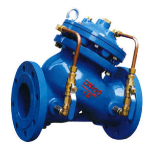 Jd745X Pump Control and Check Valve