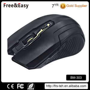 Black OEM Logo Portable Wireless Laptop Popular Bluetooth Mouse pictures & photos