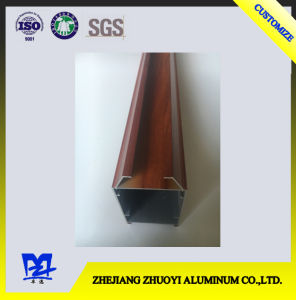 Aluminum Extrusion Profile for Window A pictures & photos
