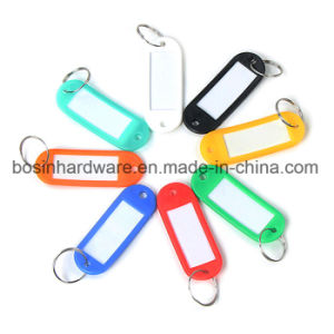 ID Card Plastic Key Tag pictures & photos