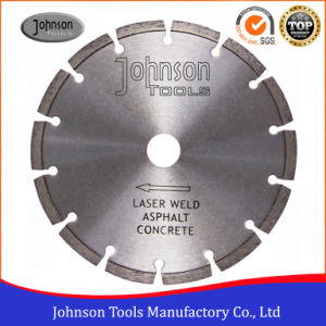 Diamond saw blade: 180mm laser saw blade for general purpose pictures & photos