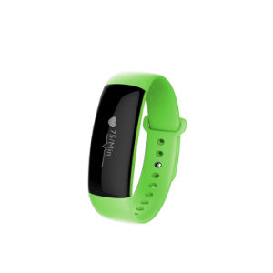 Waterproof IP67 Bluetooth 4.0 Blood Pressure Monitoring Smart Bracelet for Android iPhone