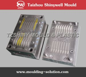 Multies Cavities Plastic Disposable Knife Injection Mould