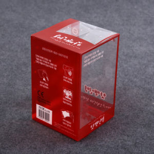 PP folding plastic color packaging box pictures & photos
