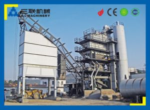 Asphalt Mixing Plant with Capacity of 80 T/H