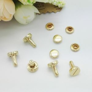 Custom Various Size Decorative Metal Monk Screw Rivet pictures & photos