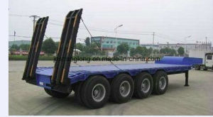 40hq Container Transport Semi Trailer pictures & photos