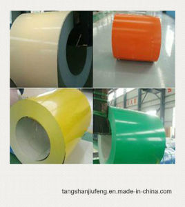PPGI Color Coated Steel Coil of Building Roof Materials pictures & photos