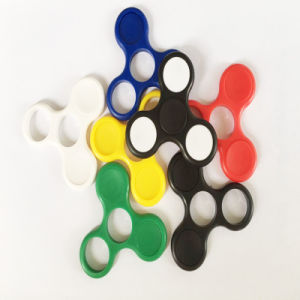 Fidget Toy Hand Spinner Metal and Plastic Camouflage Spinner pictures & photos
