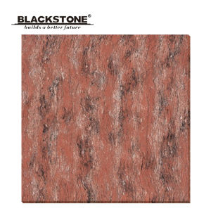 Red Color Time Stone Super Glossy Polished Porcelain Tile (JT6067) pictures & photos