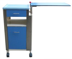 Factory Direct Price Hospital Metal Bedside Portable Cupboards pictures & photos