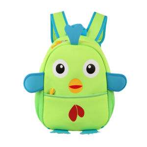 The Newest Cartoon Hug Chick Backpack for School Children pictures & photos