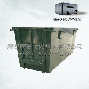 China 8m Outdoor Large Stackable Merrell Bins No Door
