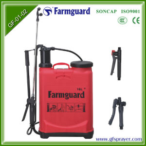 16L Manual Sprayer Knapsack Sprayer (GF-01-02)