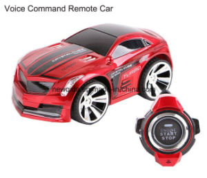 China Electric Mini Drift Voice Command Toy Car With Smart Watch