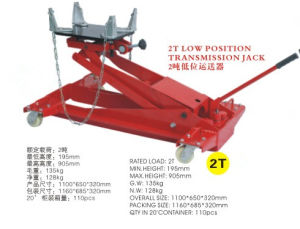 China 2 Ton Low Position Transmission Jack - China Jack