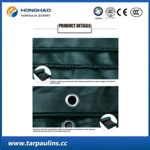 Awning/Tent Cover Wear-Resistance Waterproof PVC Tarpaulin Fabrics pictures & photos
