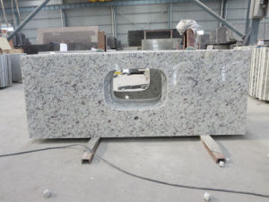 White Rose Granite For Stone Countertop Vanitytop Kitchentop