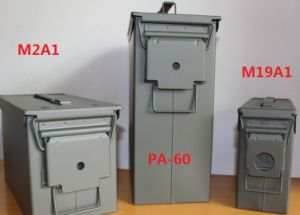 M19A1 Ammo Can