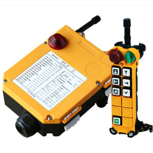 Overhead Crane Radio Remote Control F24-6D pictures & photos
