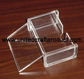 Clear Acrylic Lighter Display Stand